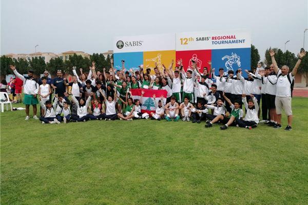 The 12th SABIS® Regional Tournament in Bahrain