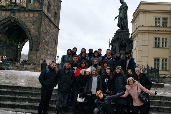 Grade 12 Winter vacation trip
